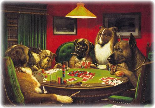 как играть в покер на терне